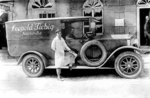 Fiebig-altes Foto-Auto